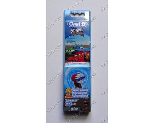 Насадка зубной щетки Braun EB10 Kids
