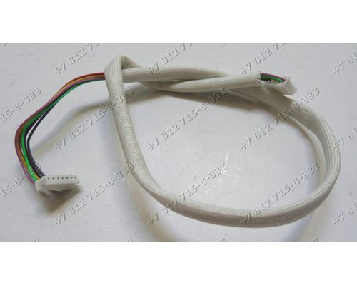 Контакты между платой индикации и модулем для термопота Scarlett SL1509