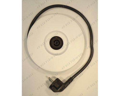 Сетевой шнур в сборе с базой для чайника Braun WK500 3222