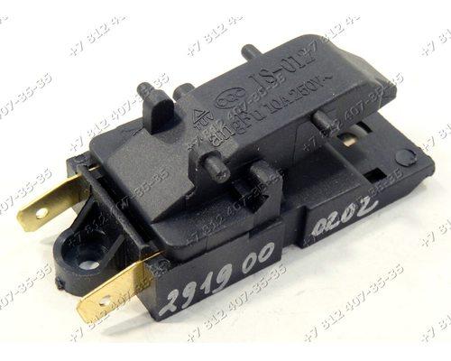 Термостат - выключатель для чайника XiangFu JS-012 10A 250V