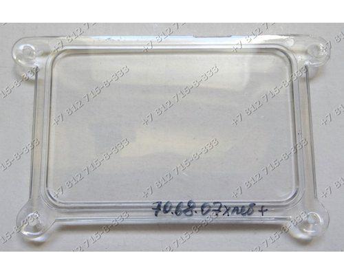 Защитное стекло для хлебопечки Supra BMS355