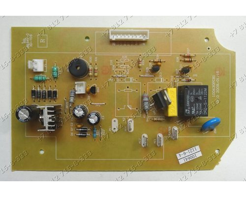 Электронный модуль для хлебопечки Moulinex OW400100 SS-187152