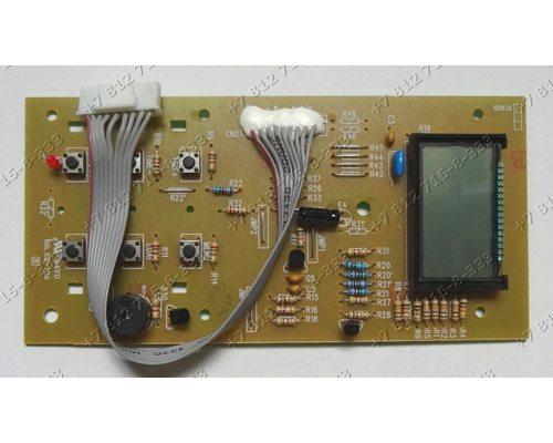 Электронный модуль для хлебопечки Moulinex OW400100 SS-187151