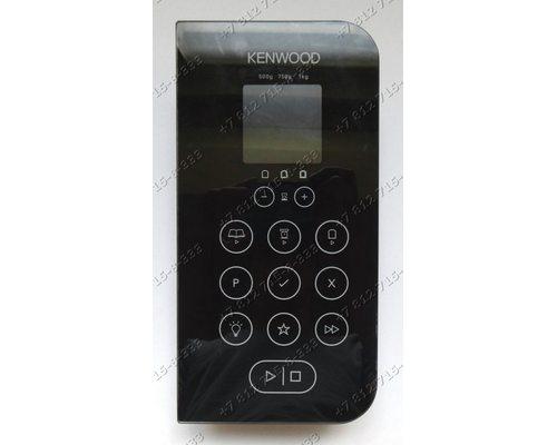 Плата индикации с дисплеем для хлебопечки Kenwood BM450