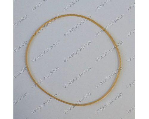 Ремень для хлебопечки LG EBZ60921204 длина 584 мм зубчатый