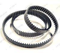 Ремень для хлебопечки Bork X500, BM500, BM1062, BMSBA1062SI и т.д. 80S3M549 длина 549 мм