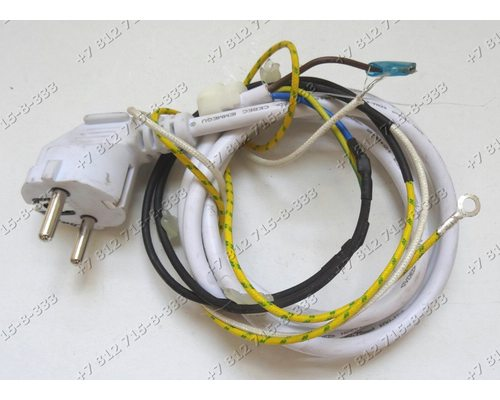 Сетевой шнур для хлебопечки Kenwood BM260