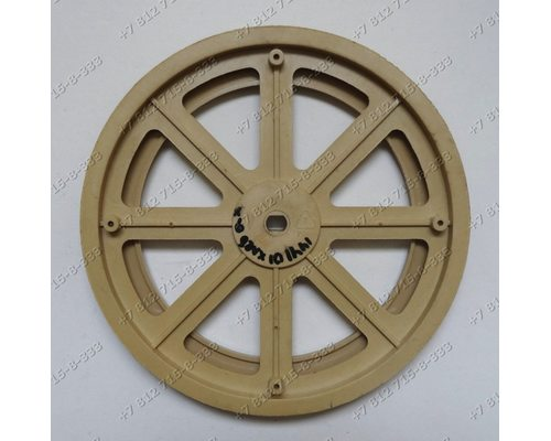 Шестерня мотора хлебопечки Moulinex OW5000-6000 573912, OW500431, OW600230, OW502430