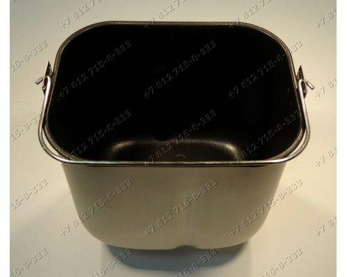 Ведро для хлебопечки Bork X500, Bimatek BMSBA1062SI, Redmond RBM1905, BM500
