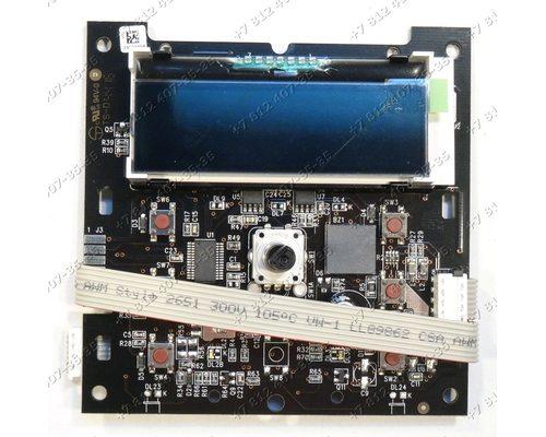 Электронный модуль с дисплеем для кофемашины Delonghi ECAM23.420 ECAM 23.420.SR Intensa