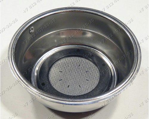 Фильтр на 2 чашки в рожок для кофемашины Bosch TCA4101, TCA4101UC