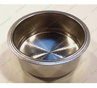 Фильтр-ситечко на 2 чашки в рожок для кофемашины Bork C800, C700, CMEMN9922BK