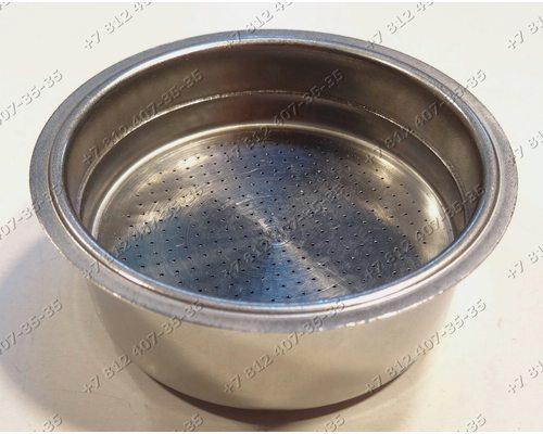 Фильтр-ситечко на 1 чашечку в рожок для кофемашины Bork C800, C700, CMEMN9922BK, Vitek VT1511
