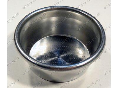 Фильтр-ситечко на 2 чашки в рожок для кофемашины Bork C801