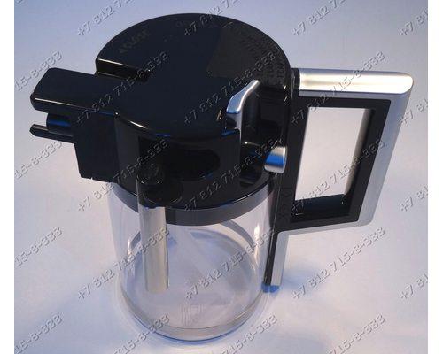 Капучинатор в сборе со стаканом для кофемашины Delonghi Primadonna ESAM6600