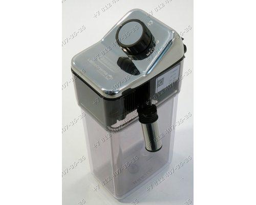 Капучинатор в сборе со стаканом для кофемашины Delonghi ECAM650.75.MS, ECAM650.55.MS