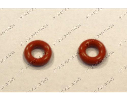 Прокладка O-ring внешний диаметр прокладки 7 мм, внутренний 4 мм для кофемашины Bosch