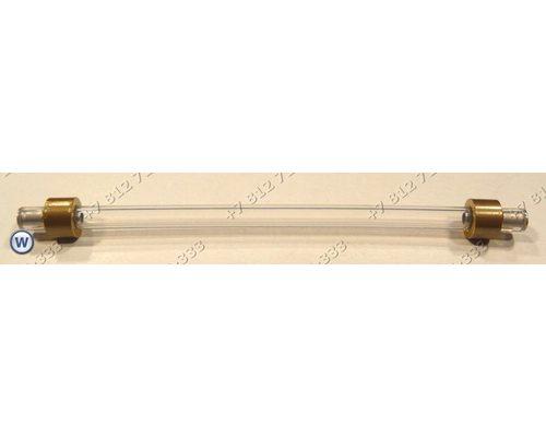 Трубка L 81 мм тонкая силиконовая неармированная для кофемашины Delonghi EN520, EN550