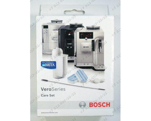 Набор для чистки кофемашины Bosch TCZ8004 VeroSelection