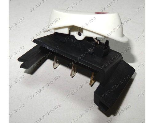 Выключатель в сборе с клавишей для кофемашины Bosch TKA 1410V/01