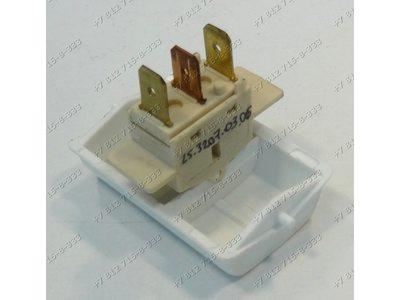 Выключатель в сборе с клавишей для кофемашины Bosch TKA3010/01