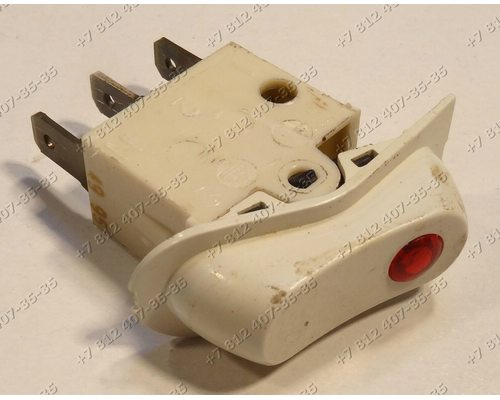 Переключатель для кофемашины Philips HD7252