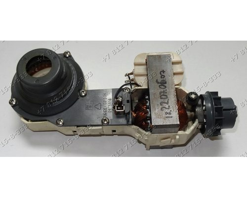 Двигатель в сборе для мясорубки Bosch MUM4505/01
