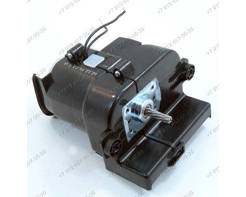 Двигатель для мясорубки Philips HR2708, HR2709, HR2710, HR2711, HR2712, HR2713, HR2714, HR2722, HR2723 - в сборе с корпусом