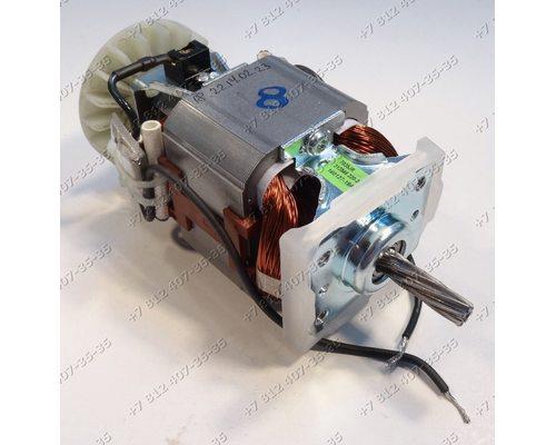 Двигатель для мясорубки Philips HR2708, HR2709, HR2710, HR2711, HR2712, HR2713, HR2714, HR2722, HR2723 - ОРИГИНАЛ!