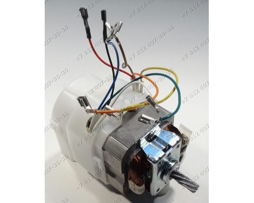 Двигатель для мясорубки Philips HR2730, HR2731, HR2732, HR2733, HR2735