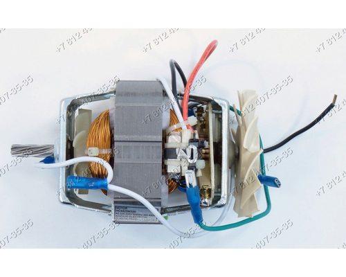Двигатель для мясорубки Polaris PMG1806Chrome, PMG1804, PMG1605, PMG1805, PMG1806, PMG1810, PMG2005, PMG2014, PMG2015 и т.д. - HC8825M320