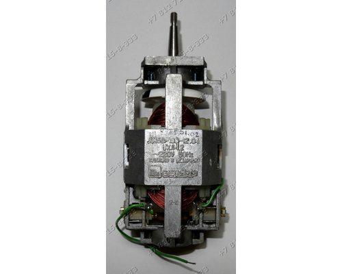 Двигатель для мясорубки Помощница Белвар КЭМ-36/220-4 КЭМ36