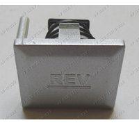 Клавиша реверс в сборе с пружиной для мясорубки Redmond RMG-1208 RMG1208
