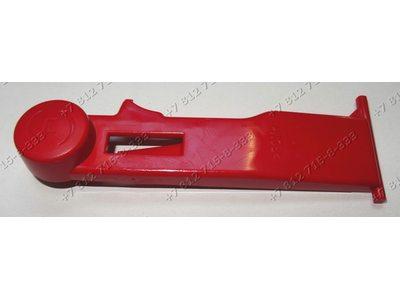 Клавиша красная длинная для мясорубки ME61013E Moulinex Красная