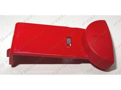 Красная клавиша для мясорубки Moulinex ME61013E 18.70.41.04