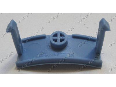 Кнопка включения голубая 7050975 подходит для мясорубки Braun 4195