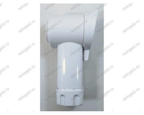 Корпус терка-шинковка c толкателем для мясорубки Bosch MFW3502W/01, MFW3502W/02