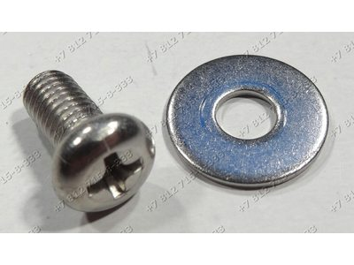 Болт крепления втулки шнека мясорубки Bosch MFW45020/01