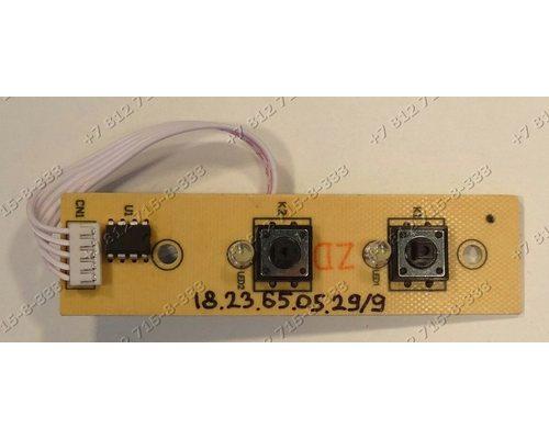 Плата индикации в сборе с панелью клавиш для мясорубки Vitek vt3600 bw