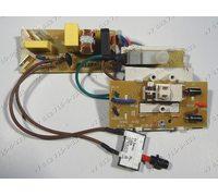 Электронный модуль в сборе с , проводкой, сетевым выключателем для мясорубки Supra MGS-1750