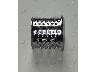 Барабанчик овощерезки крупные и мелкие отверстия для мясорубки Bosch MFW68660