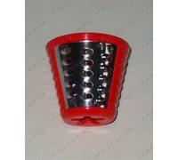 Барабанчик крупная терка красная для мясорубки Moulinex ME410-ME415