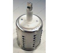 Барабанчик овощерезки крупная терка для насадки для мясорубки Kenwood AT643, MG450, MG480, MG500, MG510, MG511, MG515