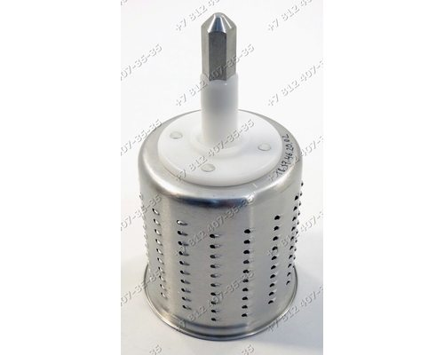 Барабанчик овощерезки для мясорубки Kenwood MG700, MG710, MG720
