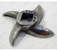 Нож для мясорубки Bosch MFW1501/01, Philips HR7765, Siemens, Kenwood KM266, Vitek VT-1677, Zelmer - НЕОРИГИНАЛ!