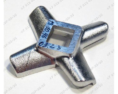 Нож для мясорубки Kenwood KM241, KM260, KM263, KM264, KM265, KM266, KM285, KM286, KM240, KM241