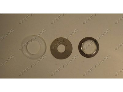 Комплект прокладок шнека мясорубки Redmond RMG-1203-8 RMG1203