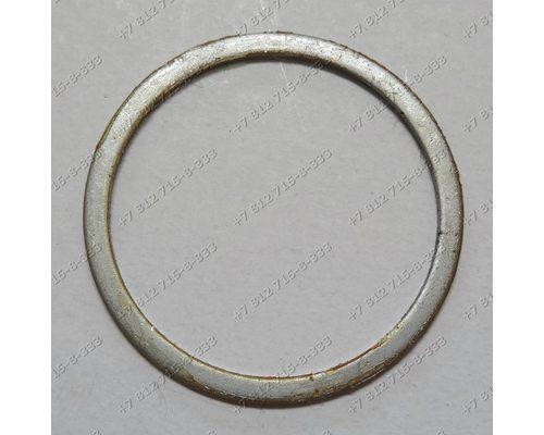 Прокладка в корпус шнека металлическая для мясорубки Ariete 2920