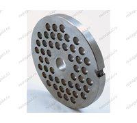Решетка со средними отверстиями 4,5 мм для мясорубки Zelmer, Bork, Moulinex, Bosch, Redmond НЕОРИГИНАЛ