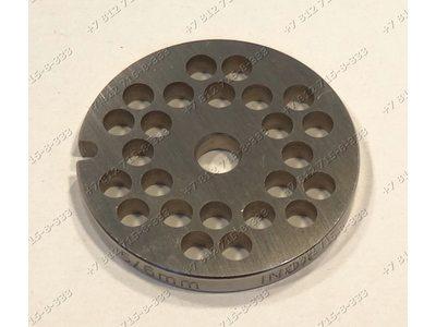 Решетка для мясорубки Bosch MFW15… MUM52131/03 MUM54251 MFW1501 большие отверстия и т.д.